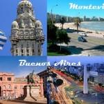 IMPERDÍVEL! Passagens para Buenos Aires e Montevidéu a partir de R$ 266 (ida + volta), com saídas de diversas cidades!