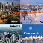 Passagens promocionais para Montreal, Quebec, Vancouver, Ottawa e Calgary a patir de R$ 1.420