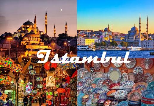 Istambul - Montagem