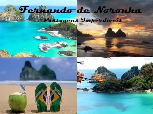 Montagem 2 - Fernando de Noronha