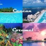 IMPERDÍVEL! Pelo fim da cor branco-escritório! Que tal buscar seu merecido bronze nas areias de Cancun ou Cozumel? Passagens (de jan a abr/14), a partir de R$ 1.687 (ida + volta)!
