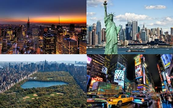 Montagem - NYC