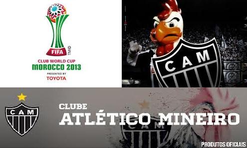 Mundial de Clubes - Marrocos - 2013 - Galo