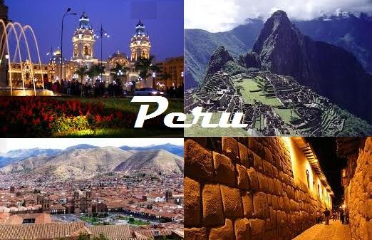 Peru - Montagem - 2
