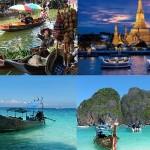 Que tal viajar para a Tailândia e descobrir que seus encantos vão muito além de Bangkok? Passagens com saída de SP, por R$ 2178!