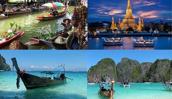 Thailandia - Montagem