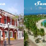 Nada mal começar o dia garantindo seu lugar ao sol no para o paraíso caribenho, não é? Passagens com saída de São Paulo para San Andres e Cartagena e a partir de R$ 497!