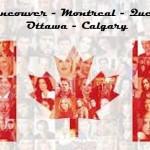 É Hoje! Parte 5 – Passagens para o Canadá a partir de R$ 1.627, com saídas no final de Janeiro
