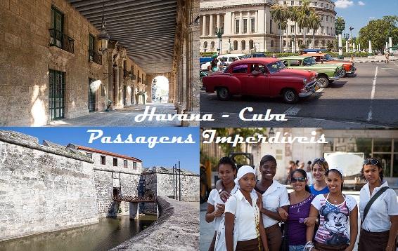 Montagem - Havana - Cuba