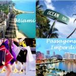 Suas férias estão chegando, você está doido(a) pra viajar, mas ainda não sabe como, e nem pra onde vai? Que tal Miami, pelo preço único de R$ 1.176 (ida+volta), saindo de BH?