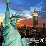 Quer mais promoção para os Estados Unidos? Então lá vai! Passagens para NOVA YORK, com saídas de SÃO PAULO e RIO DE JANEIRO, para viajar entre abril e fevereiro/2015, a partir de R$ 1.421 – ida e volta!