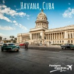Imperdível, última chamada! Passagens para Havana – CUBA a partir de R$ 1.412 ida e volta!