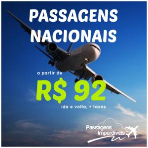 Passagens Nacionais