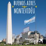 Promoção de passagens internacionais! BUENOS AIRES e MONTEVIDÉU, a partir de R$ 254, ida e volta! Viaje, inclusive, nos meses de JUNHO e JULHO/2014!