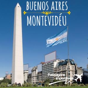 Buenos Aires e Montevideu