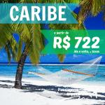 Promoção de passagens baratas para o CARIBE! A partir de R$ 722, ida e volta, viajando até FEVEREIRO/2015. Saídas de diversas cidades rumo a HAVANA, CANCUN, CARTAGENA, ARUBA, CURAÇAO, PUNTA CANA e mais!