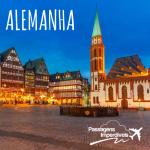 Promoção de passagens para a ALEMANHA! Frankfurt, Berlim e muito mais! Viaje até NOVEMBRO/2014, inclusive em JULHO, pagando a partir de R$ 1.496, ida e volta!