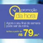 Promoção da hora Azul! Passagens nacionais para viajar neste final de semana a partir de R$ 159 – ida e volta!