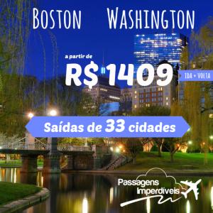 Boston - Washington