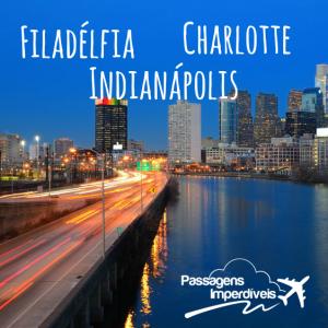 Filadelfia, Indianápolis, Charlotte