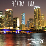 Promoção de passagens para a FLÓRIDA! Miami, Orlando, Fort Lauderdale e Tampa, a partir de R$ 1.244 – ida e volta! Viaje até DEZEMBRO/2014!