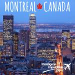IMPERDÍVEL!!! Promoção de passagens para o CANADÁ! A partir de R$ 1.392, ida e volta, para MONTREAL, para viajar até NOVEMBRO/2014! Muitas opções de datas e origens!
