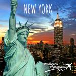 Passagens para NOVA YORK, com saídas de várias cidades do Brasil, a partir de R$ 1.459 ida e volta! Viaje de MAIO até o INÍCIO de 2015, inclusive na Black Friday e nas férias de Julho e Janeiro!