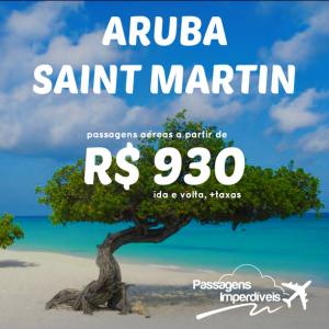 Aruba Saint Martin 930