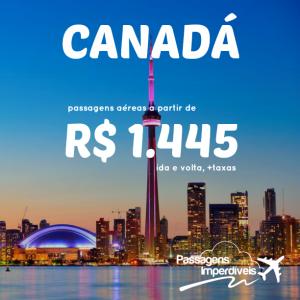 Canada 1445 reais