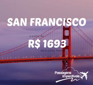 San Francisco 1693 reais