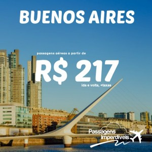 Buenos Aires R$ 217