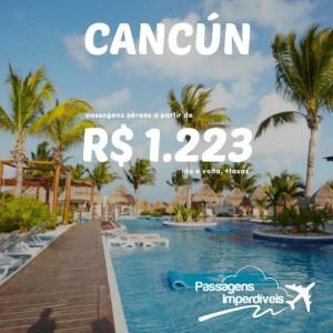 Cancun R$ 1223