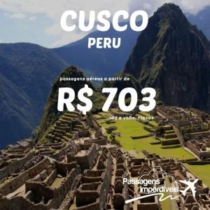 Cusco R$ 703