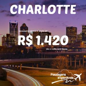 Charlotte 1420 reais