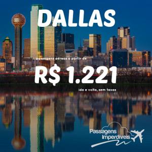 Dallas 1221 reais