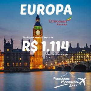 Europa 1114 reais Ethiopian