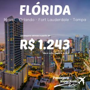 Florida 1243 reais