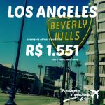 Promoção de passagens da Delta Airlines para <b>LOS ANGELES</b>, a partir de R$ 1.551, ida e volta, para viajar entre Julho e Dezembro/14!