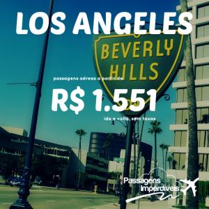 Los Angeles 1551 reais