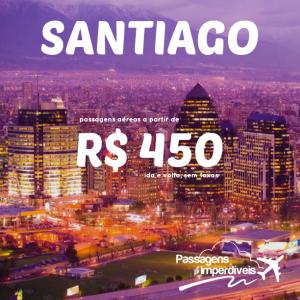 Santiago 450 reais