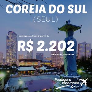 Seul Coreia Sul 2202