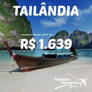 Tailandia 1639 reais