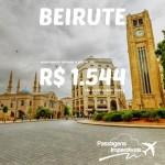 Promoção de passagens para <b>BEIRUTE</b> – Líbano, a partir de R$ 1.544, ida e volta, para viajar entre Agosto e Novembro/14!