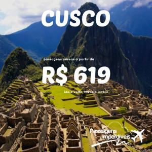 Cusco 619 reais