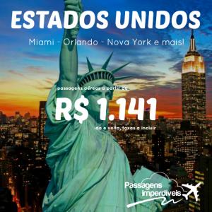 Estados Unidos 1141 reais