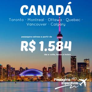 Canada 1584 reais