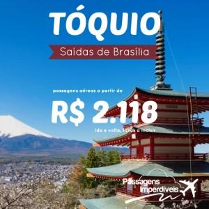 Toquio 2218 reais