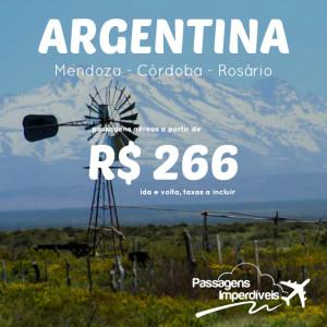 Argentina 266 reais
