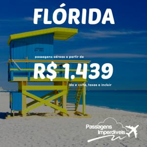 EUA Florida 1439 reais