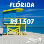 Azul volta a vender passagens com valor reduzido para a <b>FLÓRIDA</b>, com valores a partir de R$ 1.507, ida e volta! Saídas de várias cidades!